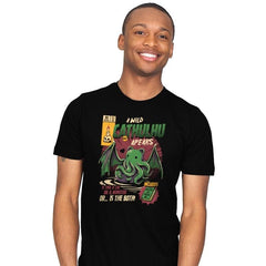 Cathulhu - Mens - T-Shirts - RIPT Apparel