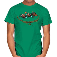 Roasted Coffee - Mens - T-Shirts - RIPT Apparel