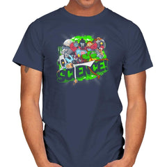 SCIENCE! Exclusive - Mens - T-Shirts - RIPT Apparel