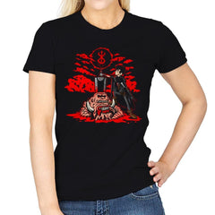 The Hunk of Iron - Womens - T-Shirts - RIPT Apparel