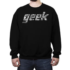 Geek It - Crew Neck Sweatshirt - Crew Neck Sweatshirt - RIPT Apparel