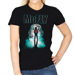 The McFly - Womens - T-Shirts - RIPT Apparel