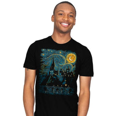 Starry School - Mens - T-Shirts - RIPT Apparel
