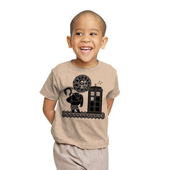 Maui Meets The Doctor - Youth - T-Shirts - RIPT Apparel