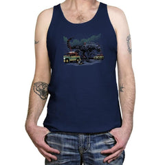 The Xeno Park Incident - Tanktop - Tanktop - RIPT Apparel