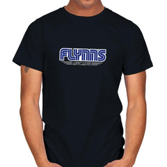 Flynn's Arcadea - Anytime - Mens - T-Shirts - RIPT Apparel