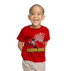 Puddinlands - Youth - T-Shirts - RIPT Apparel