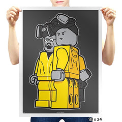 Bricking Bad Exclusive - Brick Tees - Prints - Posters - RIPT Apparel