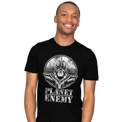 Planet Enemy - Mens - T-Shirts - RIPT Apparel