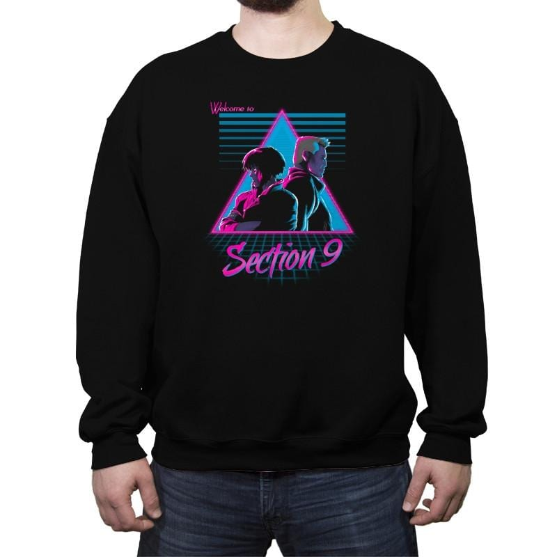 Section 9 - Crew Neck Sweatshirt - Crew Neck Sweatshirt - RIPT Apparel
