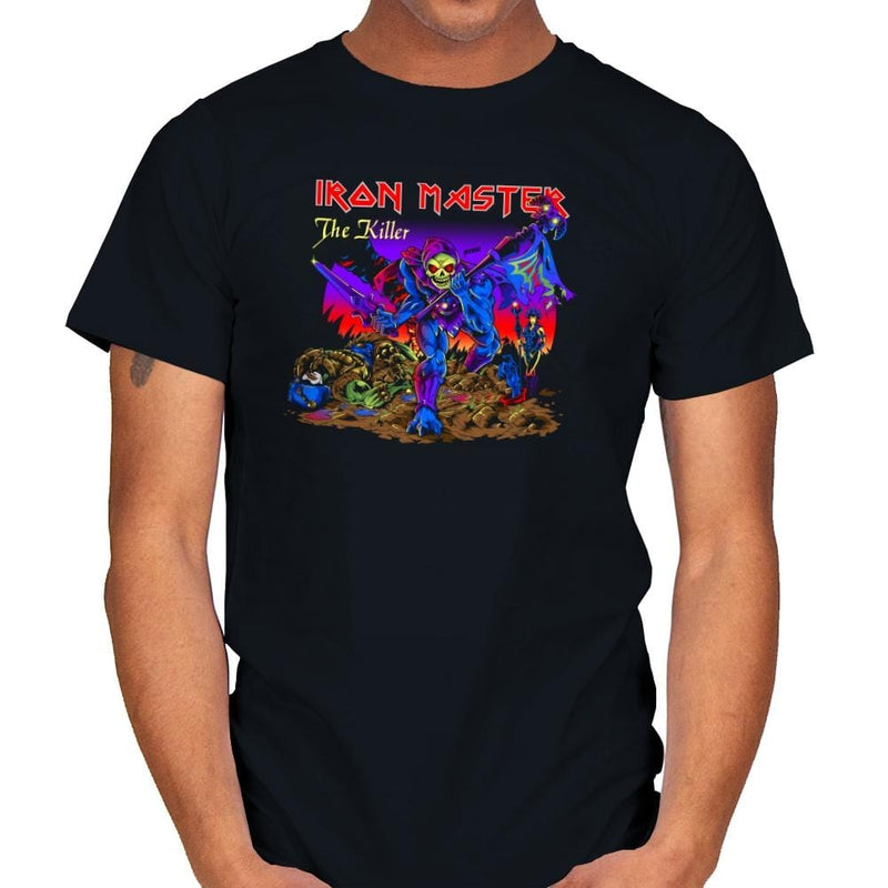 Iron Master Exclusive - Mens - T-Shirts - RIPT Apparel