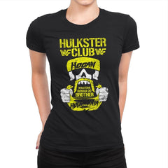 HULKSTER CLUB Exclusive - Womens Premium - T-Shirts - RIPT Apparel