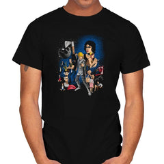 Star Warp: A New Horror Exclusive - Mens - T-Shirts - RIPT Apparel