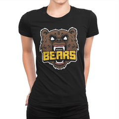 Harga Bears - Womens Premium - T-Shirts - RIPT Apparel