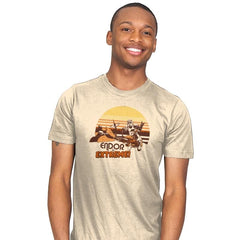 Endor is Extreme Exclusive - Mens - T-Shirts - RIPT Apparel