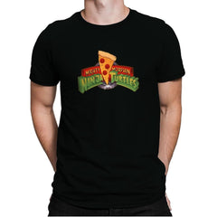 Mighty Morphin Ninja Turtles Exclusive - Mens Premium - T-Shirts - RIPT Apparel