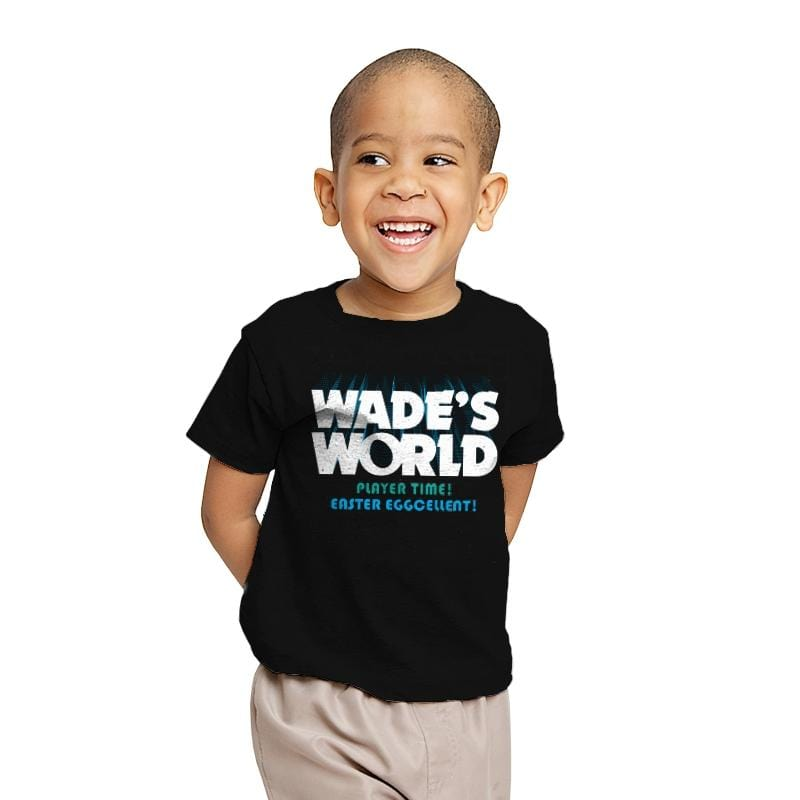 Wade's World - Youth - T-Shirts - RIPT Apparel