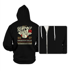Gizmo's Pizza - Hoodies - Hoodies - RIPT Apparel