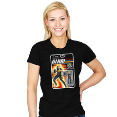 G.I. Kai - Womens - T-Shirts - RIPT Apparel