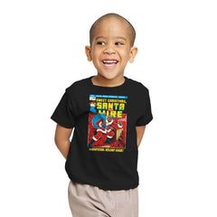 Santa For Hire - Youth - T-Shirts - RIPT Apparel