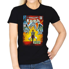 The Amazing Kaiba - Womens - T-Shirts - RIPT Apparel