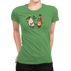 Be my BAErrito - Womens Premium - T-Shirts - RIPT Apparel