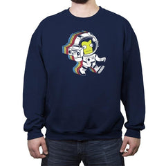 Kerbalicious - Crew Neck Sweatshirt - Crew Neck Sweatshirt - RIPT Apparel