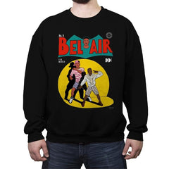 Bel Air - Crew Neck Sweatshirt - Crew Neck Sweatshirt - RIPT Apparel