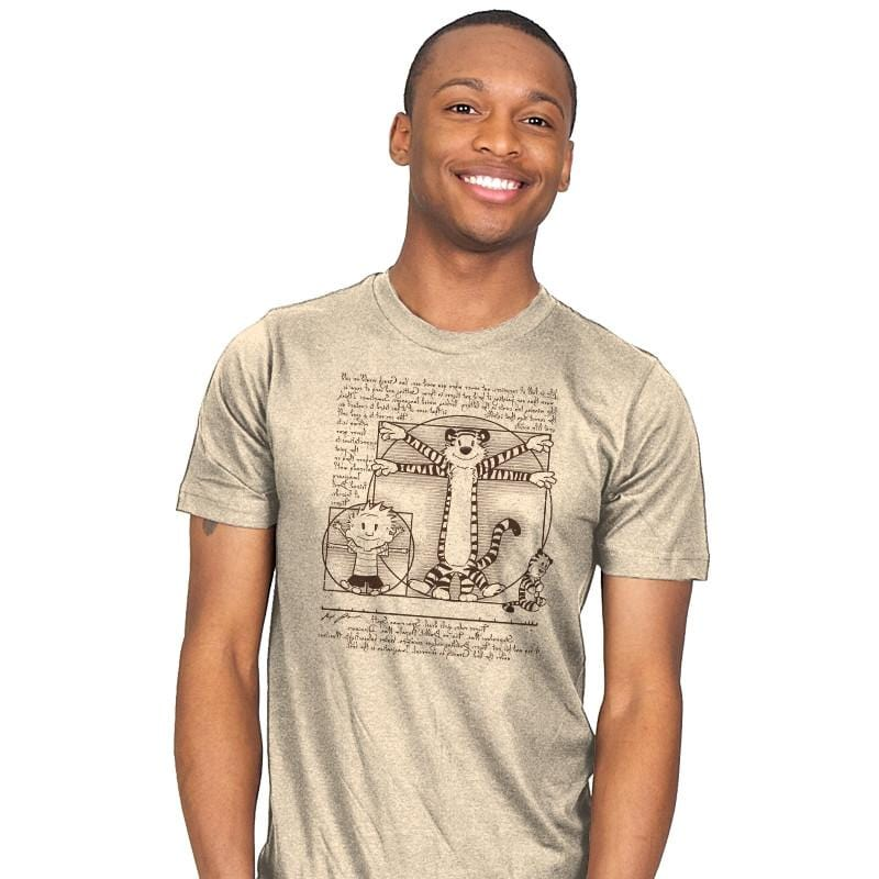 Virtruvian Buddies Exclusive - Mens - T-Shirts - RIPT Apparel