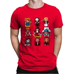 Horror Dolls - Mens Premium - T-Shirts - RIPT Apparel