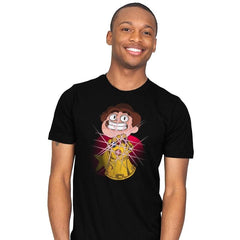 Steven and the infinity Gems - Mens - T-Shirts - RIPT Apparel