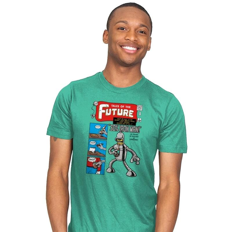 Tales of the Future Exclusive - Mens - T-Shirts - RIPT Apparel