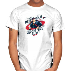 Metropolis Reporter's Club Exclusive - Mens - T-Shirts - RIPT Apparel