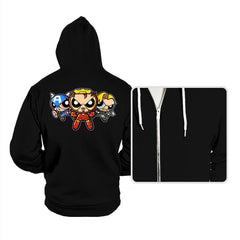 The Puffvengers - Hoodies - Hoodies - RIPT Apparel