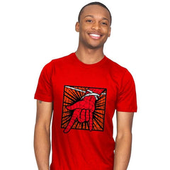 St. Angerman - Mens - T-Shirts - RIPT Apparel