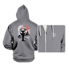 Eye of the Shadow - Hoodies - Hoodies - RIPT Apparel