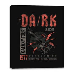 The Dark Tour - Canvas Wraps - Canvas Wraps - RIPT Apparel