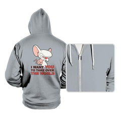 Uncle Brain - Hoodies - Hoodies - RIPT Apparel