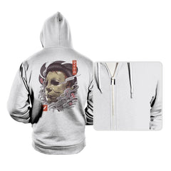 Oni Slasher Mask - Hoodies - Hoodies - RIPT Apparel