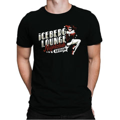 Iceberg Lounge Nightclub - Mens Premium - T-Shirts - RIPT Apparel