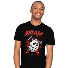 Kill-Aid Rotten Strawberry Flavor - Mens - T-Shirts - RIPT Apparel