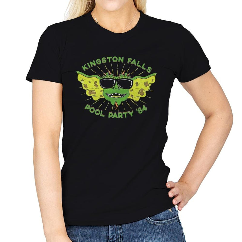 Pool Party '84 - Womens - T-Shirts - RIPT Apparel