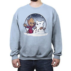 Snow Guardians - Crew Neck Sweatshirt - Crew Neck Sweatshirt - RIPT Apparel