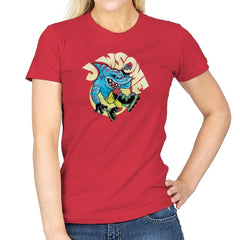 JAWSOME! Exclusive - Womens - T-Shirts - RIPT Apparel