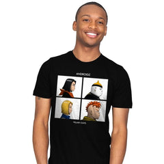 Androidz - Mens - T-Shirts - RIPT Apparel