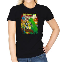 The Incredible Edward Exclusive - Womens - T-Shirts - RIPT Apparel