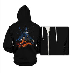 Android Wars - Hoodies - Hoodies - RIPT Apparel