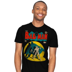 Badman - Mens - T-Shirts - RIPT Apparel