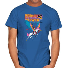 Prince of Power Exclusive - Mens - T-Shirts - RIPT Apparel