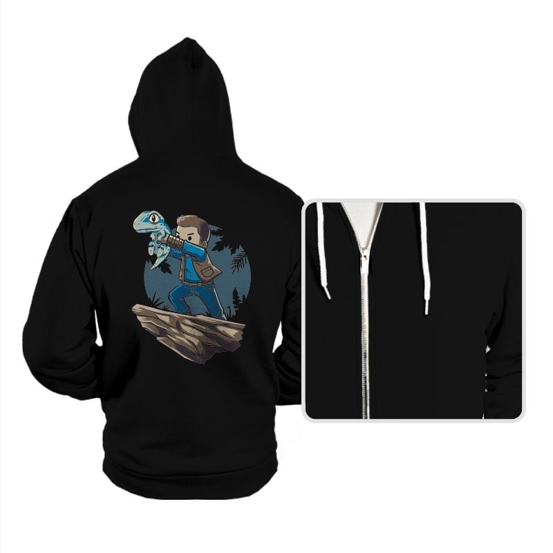 The Raptor King - Hoodies - Hoodies - RIPT Apparel